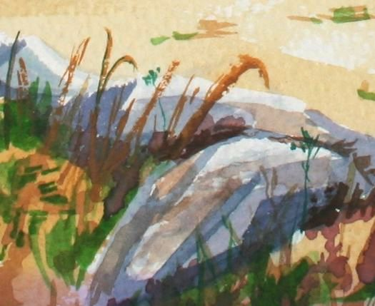 Detail from Standing Stone Farm