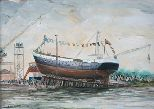 Launch of the Lord Nelson