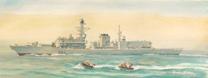 HMS Somerset, anti piracy deployment