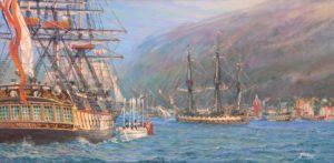 Nelson, Gibraltar