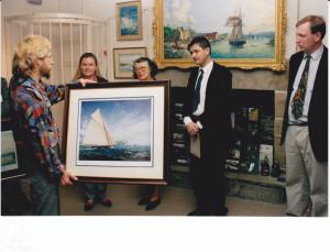 Brest, France, July 1996