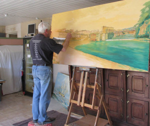 Recreating the Port of Gaillac 1863