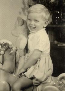 Gordon age 3