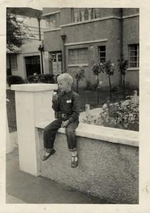 Gordon aged 6
