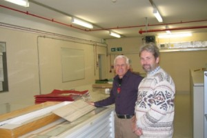 UK Hydrographic Office with Guy Hannaford