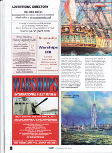 Warships International Fleet Review Sept 2011 page 44
