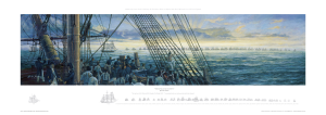 Trafalgar Dawn, as printed