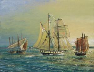 The Trafalgar Messenger completed 24.08.16