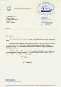 Cutty Sark, 1993