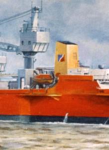 BT Marine, Nexus, detail