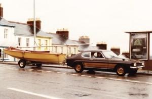 Portable Wayfarer & Ford Capri