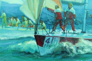 Admiral's Cup & Fastnet race detail 2