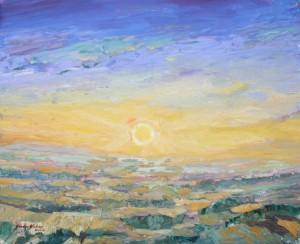 Sunrise,25 July
