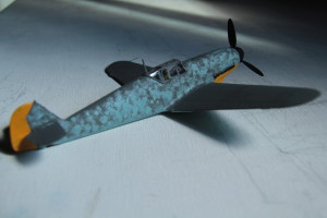 Me 109 bf model