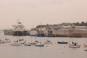 River Plym, Commercial Wharf