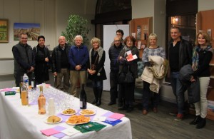 Speeches, Gaillac Reception 02.12.2016