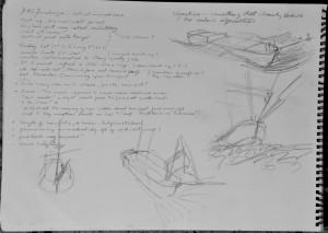 Racehorse sketches 31.03.17
