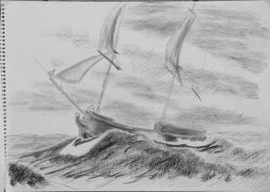 Exploring Racehorse sketches 31.03.2017
