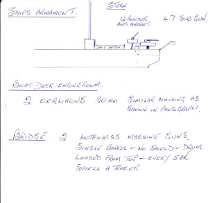 Mr. H Mills sketch 3