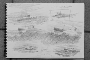 Chupra Concept Sketches 29.05.17