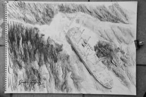 Chupra concept sketch 11