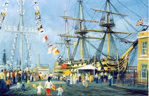 Portsmouth, Dockyard 400