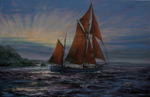 Tectona, Ketch, Sail Training Vessel