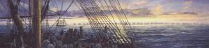Trafalgar Dawn
