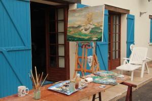My studio... 27.09.17 IMG_1481