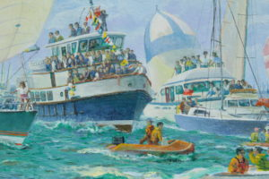 Maiden, yacht