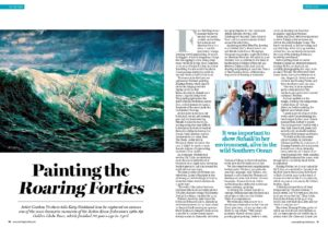 Roaring Forties, article