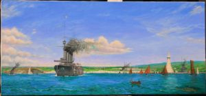 Plymouth, Titanic,