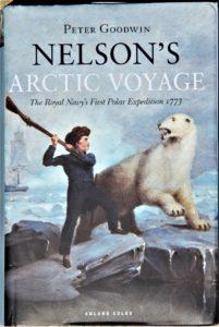 Nelson, Arctic Voyage, book