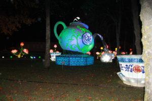 Gaillac, Fete des Lanternes