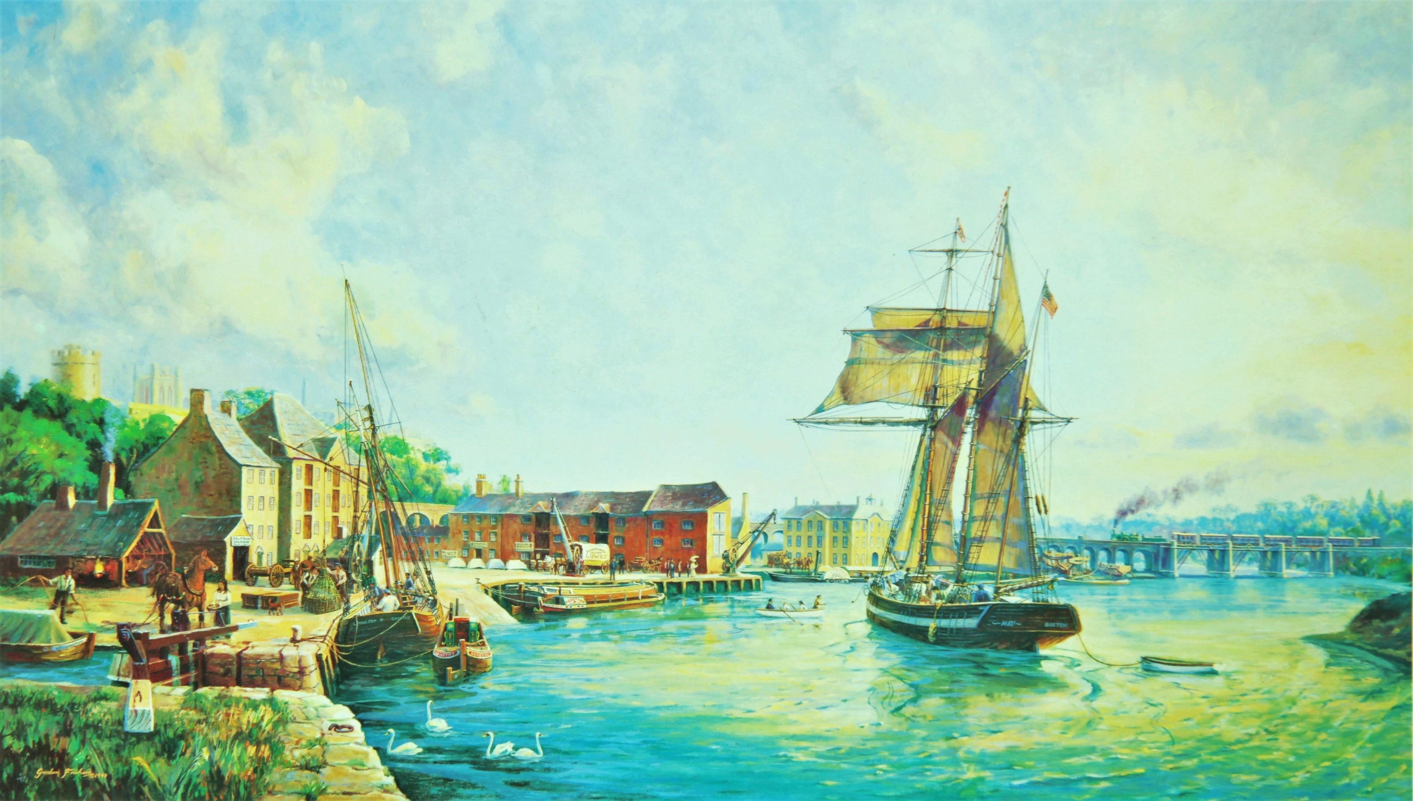 Port of Chester