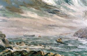Coastal shipping, Fowey