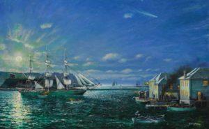 Plymouth, Emigration, SamuelPlimsoll