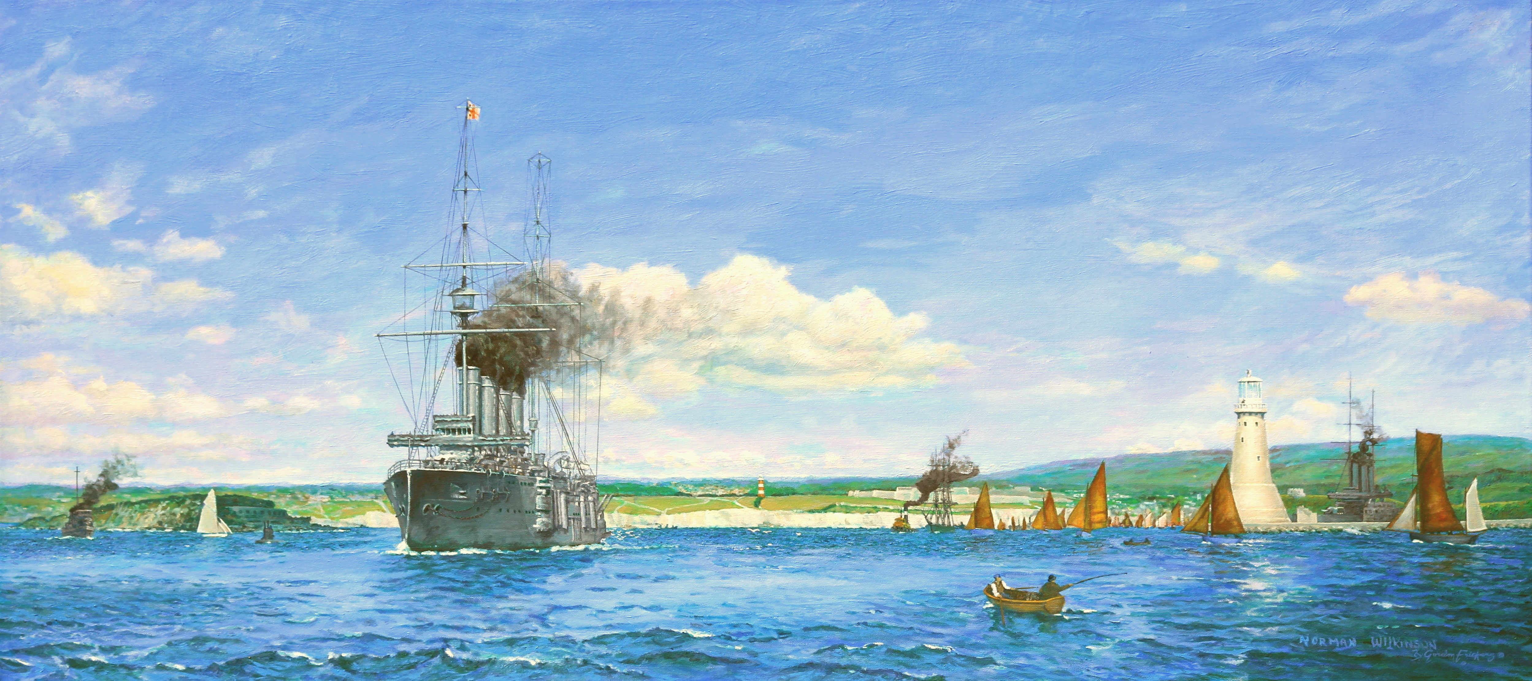 Titanic, Plymouth