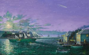 Plymouth, Emigration